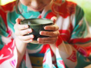 宇治辻利のお茶
